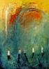 Alle - Öl auf Leinwand 100 x 140 cm
