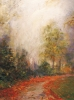 Nebel - Öl auf Leinwand 80 x 100 cm