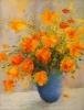 Tulpen - Öl auf Leinwand 60 x 80 cm