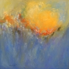 o.T. - Öl auf Leinwand 80 x 80 cm