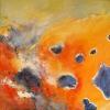 Schmetterling - Öl auf Leinwand 80 x 80 cm