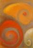Innen - Öl auf Leinwand 80 x 100 cm