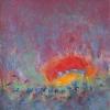 Beerenduft und -farben - Öl auf Leinwand 80 x 80 cm
