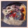 Fischgarten - Filztechnit 30 x 30 cm